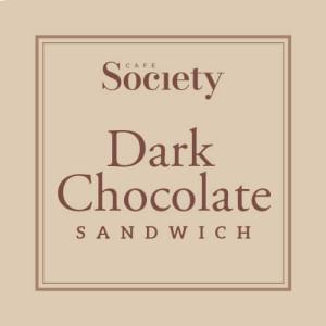 Dark Chocolate sandwich