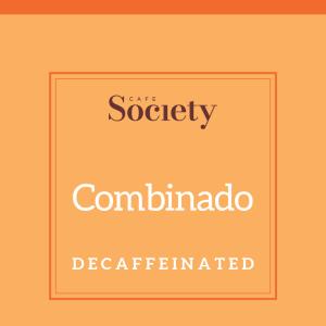 Combinado Decaffeinated Low Carb Monk