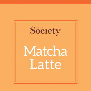 Matcha Latte Low Carb Monk