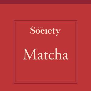 Society Matcha Spicy