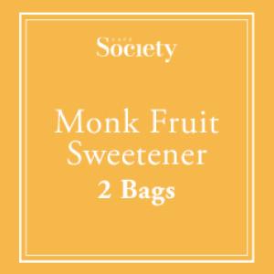 Monk Fruit Sweetener 2 bags