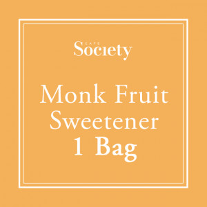 Monk Fruit Sweetener 1 bag