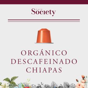 Orgánico Descafeinado de Chiapas - Capsules