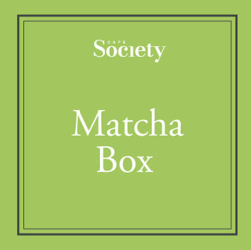 Society Matcha Box